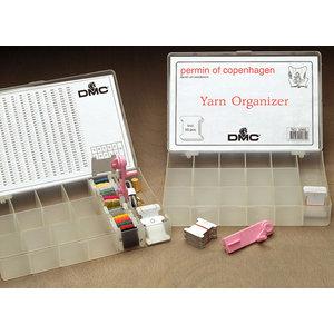 Permin Permin DMC Organizer Met 50 wikkelkaartjes
