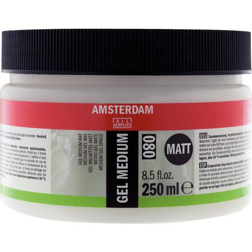 Amsterdam Amsterdam Gel Medium Mat 250 ml