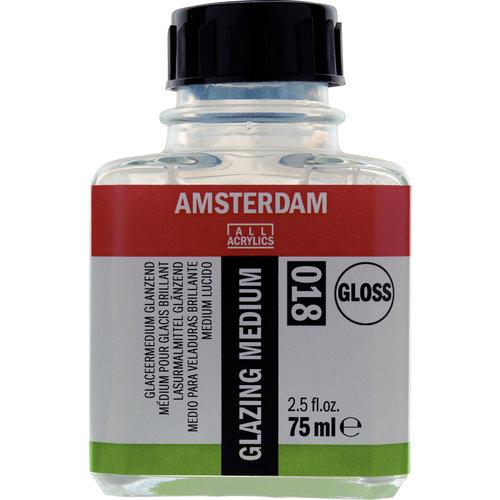 Amsterdam Amsterdam Glaceermedium Glanzend 75 ml