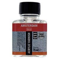 Amsterdam Acrylvernis Hoogglans 75 ml