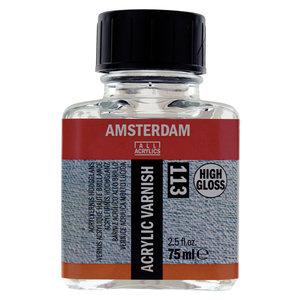 Amsterdam Amsterdam Acrylvernis Hoogglans 75 ml