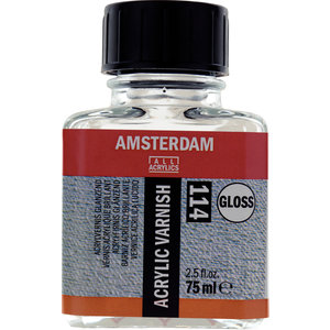 Amsterdam Amsterdam Acrylvernis Glanzend 75 ml
