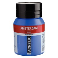 Talens Amsterdam acrylverf 500 ml Kobaltblauw Ultramarijn 512