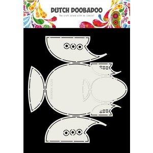 Dutch Doobadoo Dutch Doobadoo Card Art Babyschoentjes 2 set 470.713.787 (05-20)