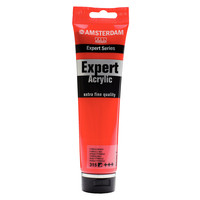 Amsterdam Acrylverf Expert Tube 150 ml Pyrrolerood 315