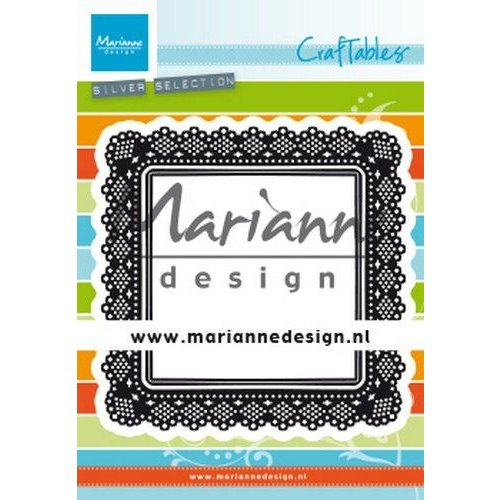 Marianne Design Marianne D Craftable Shaker vierkant 2 CR1475 125x180 mm
