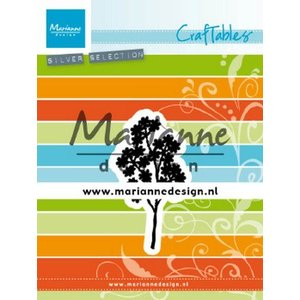 Marianne Design Marianne D Craftable Forget me not CR1496 37.5x71 mm