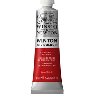 Winsor & Newton Winton Olieverf 37 ml Cad Red DP Hue