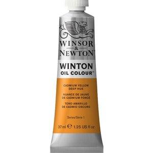 Winsor & Newton W&N Winton 37ML Cadmium Yellow Deep Hue