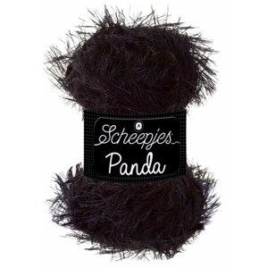 Scheepjeswol Scheepjes Panda 50 gram zwart 585