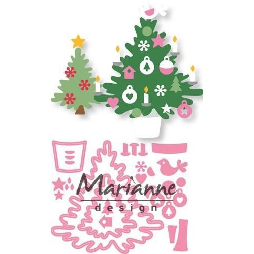 Marianne Design Marianne D Collectable Eline's Kerstboom COL1459 15 x 21 cm