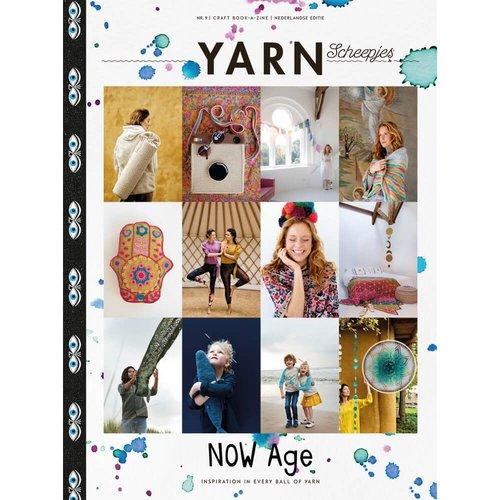 Scheepjeswol Scheepjes Yarn Bookazine 9 now age NL