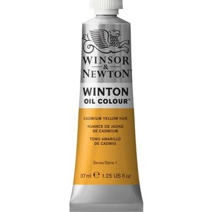 Winsor & Newton Winton olieverf 37 ml Cadmium Yellow Hue