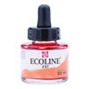 Ecoline Ecoline Vloeibare Waterverf Flacon 30 ml Donkeroranje 237
