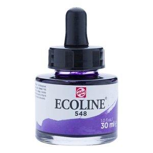 Ecoline Ecoline Vloeibare Waterverf Flacon 30 ml Blauwviolet 548