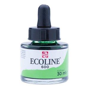Ecoline Ecoline Vloeibare Waterverf Flacon 30 ml Groen 600
