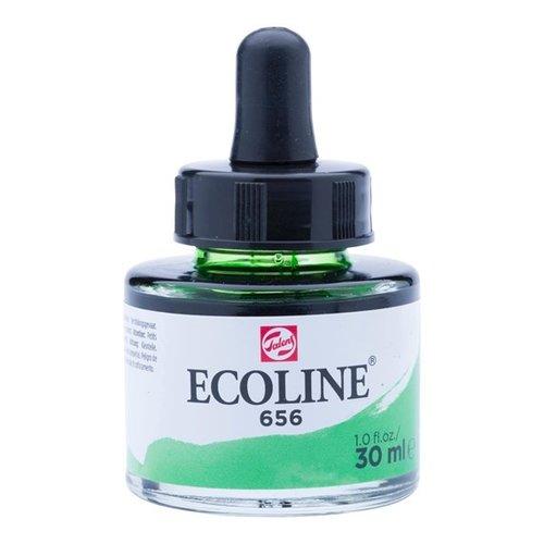 Ecoline Ecoline Vloeibare Waterverf Flacon 30 ml Woudgroen 656