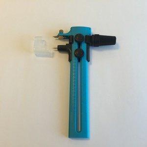 Rondsnijder met 2 reserve mesjes 40-230mm