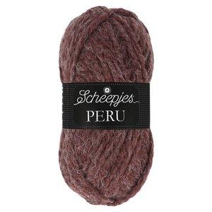 Scheepjeswol Scheepjes Peru 100 gram  040 Bruin