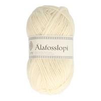 Alafosslopi wol 100 gram Creme  0051