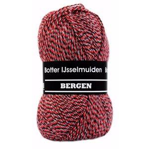 Botter IJsselmuiden Bergen Botter Bergen sokkenwol 100 gram  034