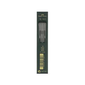 Faber Castell potloodstiftjes Faber Castell TK9071 3,15mm 6B