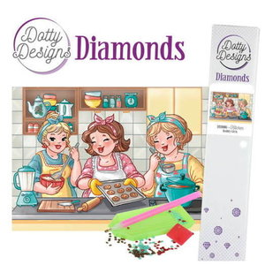 Dotty Designs   Dotty Designs Diamond Painting Dikke Dames