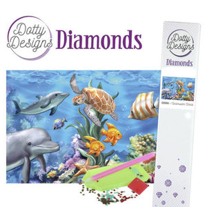 Dotty Designs   Dotty Designs Diamond Painting Underwater World