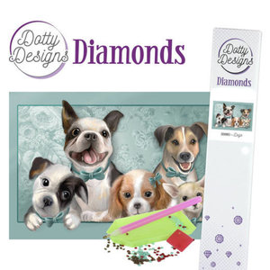 Dotty Designs   Dotty Designs Diamond Painting Dogs