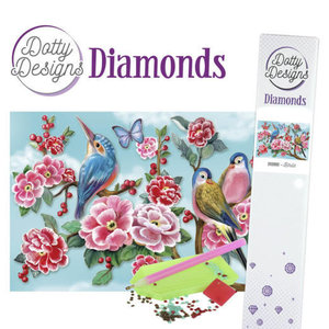 Dotty Designs   Dotty Designs Diamond Painting Birds