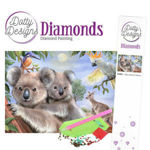 Dotty Designs Diamonds Painting Dotty Designs Diamond Painting Koala