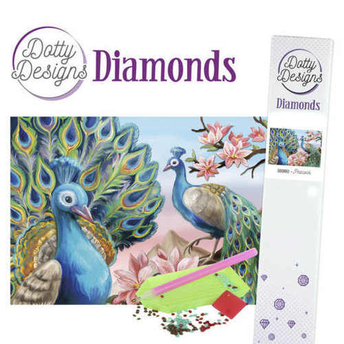 Dotty Designs   Dotty Designs Diamond Painting Pauwen