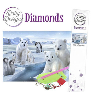 Dotty Designs   Dotty Designs Diamond Painting IJsberen