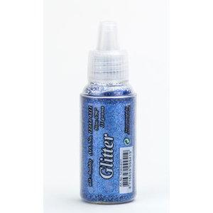 Glitter fijn blauw 15 gram