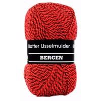 Botter Bergen 100 gram nr 160 rood zwart