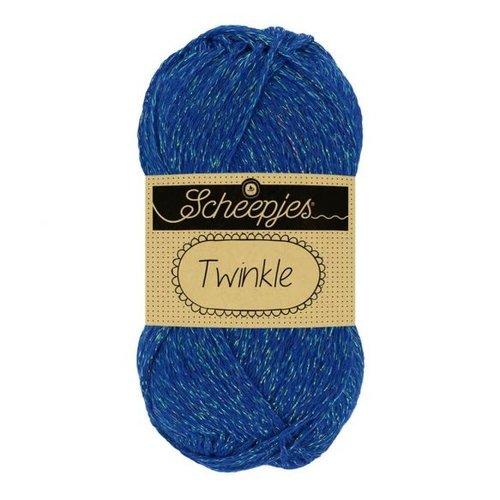 Scheepjeswol Scheepjes Twinkle 50 gram nr 908 Blauw