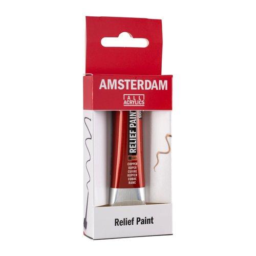 Talens  Amsterdam Contourverf Tube 20 ml Koper 805