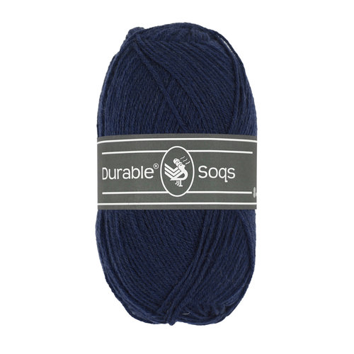 Durable Durable Soqs 50 gram 322 Night blue