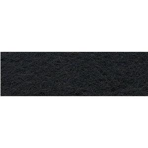 Meyco Zwarte wol voor vilten en vulling 40 gram