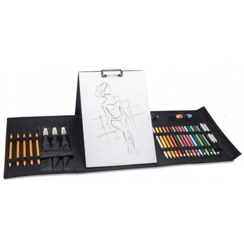 Ami Transportas Urban Sketching 31,5 x 22 cm