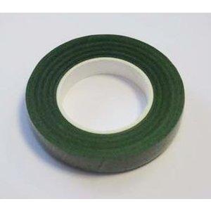 Bloemistentape Groen 12 mm x ca. 27 meter