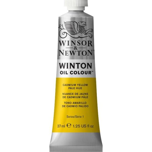 Winsor & Newton Winton olieverf 37 ml Cadmium Yellow Pale Hue