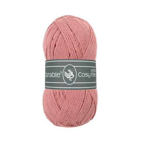 Durable Durable Cosy extra fine Vintage pink 50 gram 225