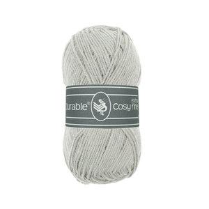 Durable Durable Cosy extra fine Silver grey 50 gram 2228
