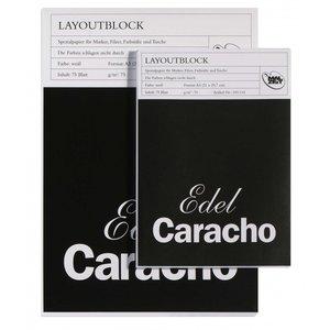 EDEL CARACHO Blok A3 75 gram 75 vellen