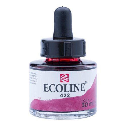 Ecoline Ecoline Vloeibare Waterverf Flacon 30 ml Roodbruin 422