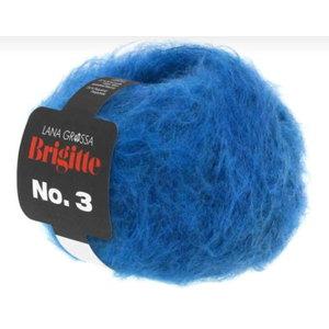 Lana Grossa Lana Grossa Brigitte nr 3 Mohair kleur 13 Blauw