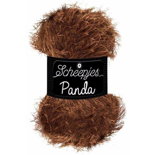Scheepjeswol Scheepjes Panda bol 50 gram 584 Bruin