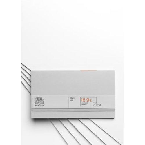 Winsor & Newton Winsor & Newton Sketchpad 1-zijdig gelijmd 80 gram Small