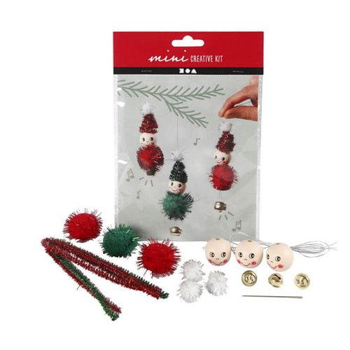 Creotime Knutselpakket Kerst Elven Maken